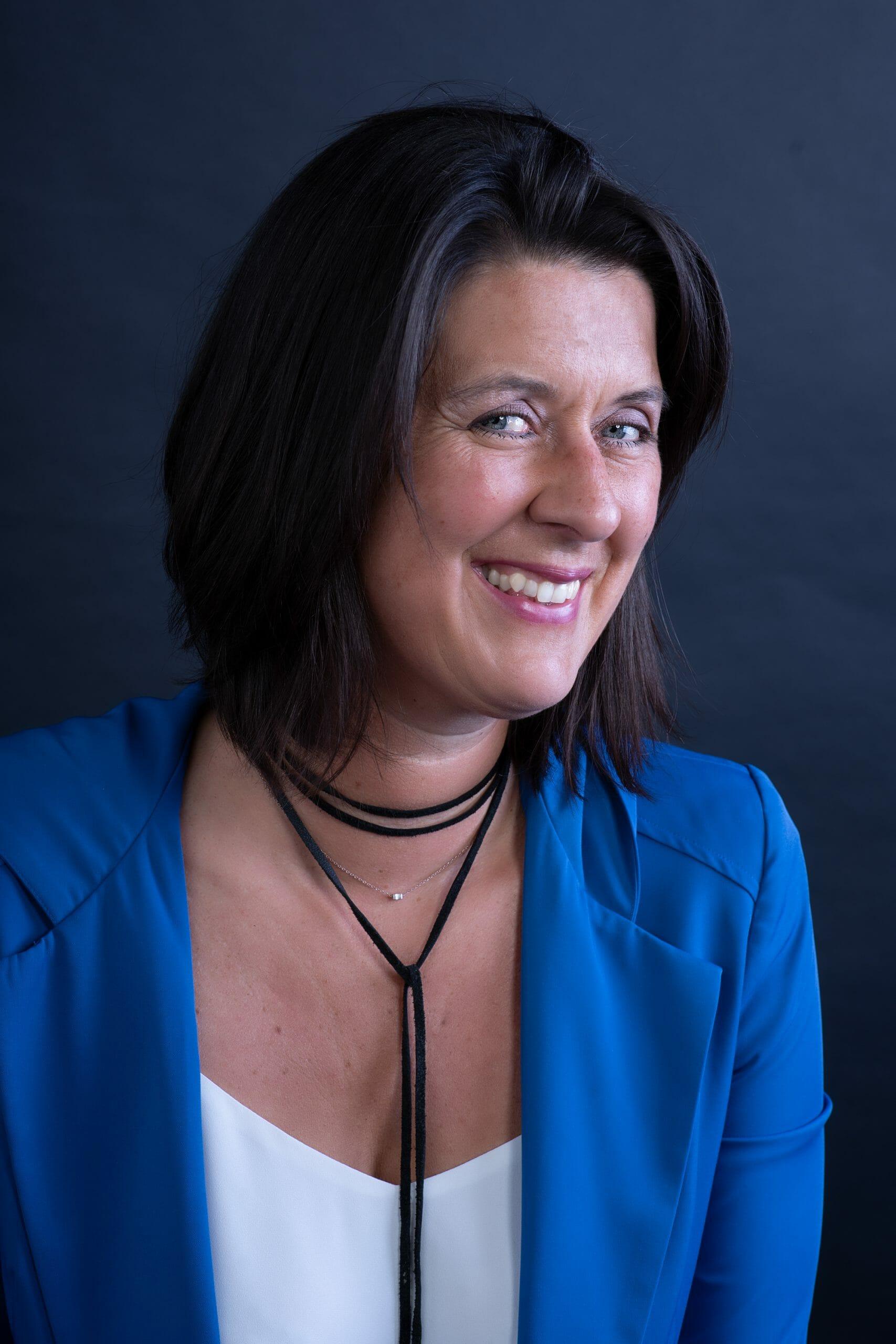 Businessportrait weiblich